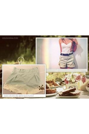 EmMeMa shorts - EmMeMa top