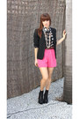 Vintage-blazer-jeffrey-campbell-boots-vintage-shorts-vintage-blouse