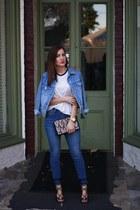 Insight jacket - Ksubi jeans - Windsor Smith heels