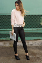 Boohoo jumper - cotton on jeans