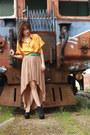 Vintage-shirt-sportsgirl-skirt-vintage-belt