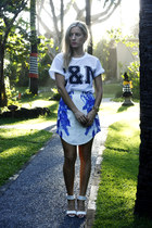 Lucy in the sky skirt - Camilla and Marc t-shirt
