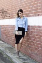Zalora skirt - H&M shirt