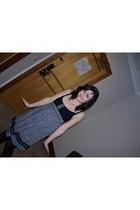 Dotti dress - Target Australia stockings - Tiffany and co bracelet