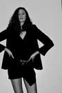 Kain-dress-barneys-new-york-blazer-vintage-belt