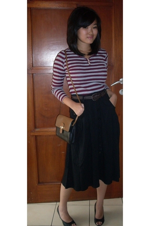 top - christian dior - Heatwave shoes - Bandung skirt