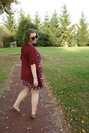 Primark cardigan - c&a dress