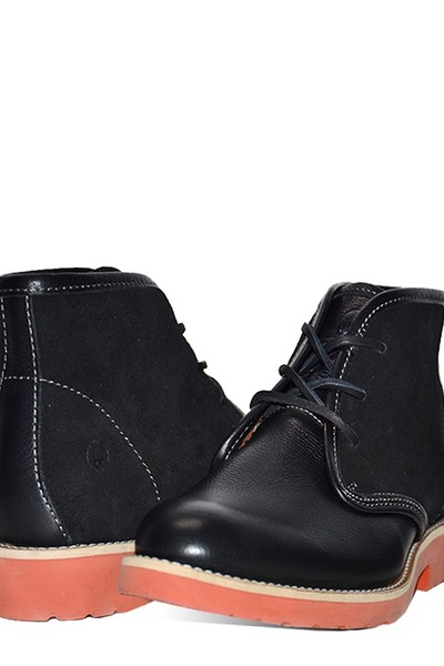 black Artola Shoes boots