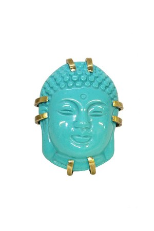 turquoisebuddha jan michaels ring