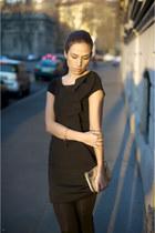 black Anna Rachele dress
