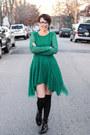Zara-boots-h-m-dress-urban-outfitters-socks