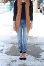 Asos-jeans-h-m-sweater-h-m-vest-zara-heels