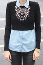 Asos-boots-zara-jeans-h-m-shirt-zara-top-zara-necklace