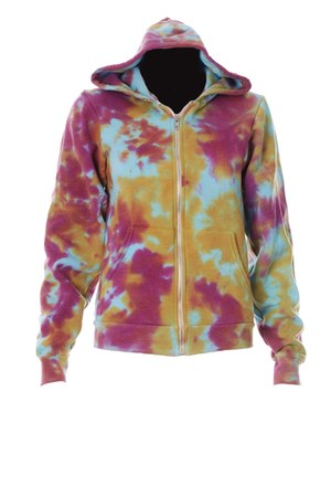 YWS Young Wild And Serene hoodie