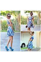 cut out inlovewithfashion dress