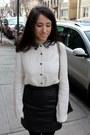 Black-american-apparel-skirt-black-chanel-bag-black-topshop-wedges
