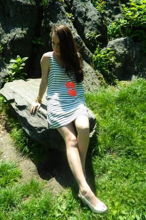 Joie dress - H&M necklace