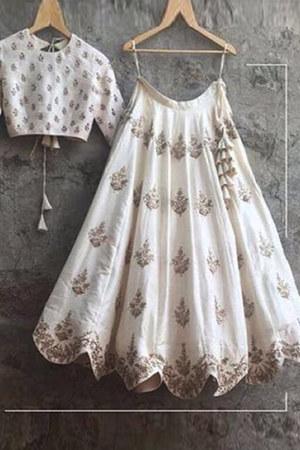 bangalori silk Ethnic Basket dress