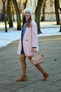 Bronze-reserved-boots-light-pink-reserved-coat-blue-reserved-shirt