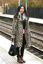 russell & bromley shoes - vintage from Ebay coat - asos scarf - asos bag