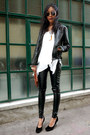 Sergio-rossi-shoes-massimo-dutti-jacket-topshop-leggings-vintage-purse-a