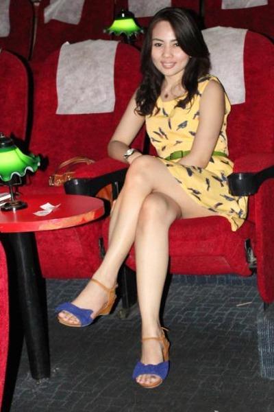 Marie Claire shoes - asos dress - Marie Claire belt