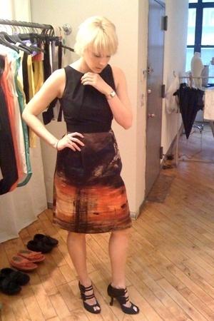 Alberta Ferretti dress - Marios Schwab
