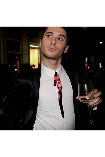Dsquared2 jacket - Minimum shirt - DSquared tie
