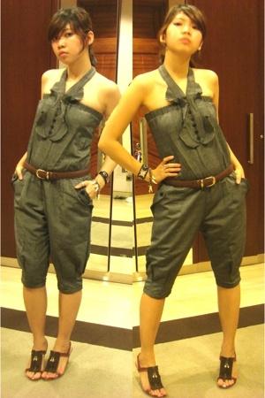 business jumpsuit