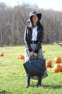 Black-zara-bag-jersey-stylemint-skirt