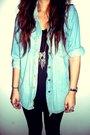 Blue-thrift-shirt-black-topshop-leggings-black-american-apparel-t-shirt-si