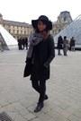 Vintage-boots-zara-coat-levis-jeans-vintage-hat-la-redoute-scarf