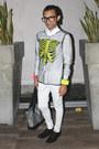 Black-shiny-leather-zara-shoes-white-cotton-topman-shirt