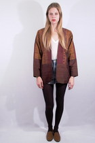silk fair season blazer