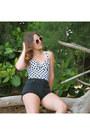 Forever-21-shorts-free-people-sunglasses-vedette-shapewear-swimwear