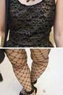 Black-nasty-gal-hat-black-akira-chicago-bag-black-topshop-shorts