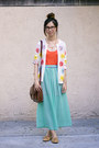 Aquamarine-american-apparel-skirt-carrot-orange-unknown-dress