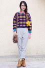Tawny-sam-edelman-boots-deep-purple-vintage-sweater
