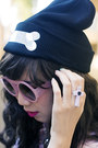 Light-pink-glitter-bandits-shirt-silver-unif-shoes-black-glitter-bandits-hat