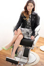 Charcoal-gray-flauntcc-dress-black-leather-moto-topshop-jacket