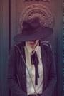 Black-zara-boots-black-h-m-hat-black-marc-by-marc-jacobs-blazer