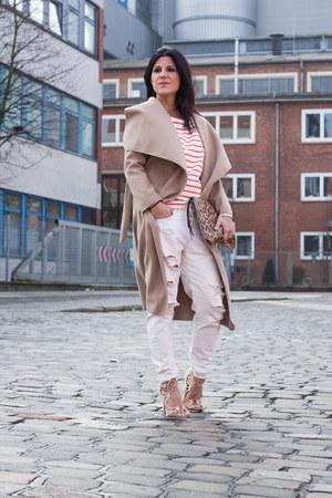 Mango jeans - H&M top - JustFab heels