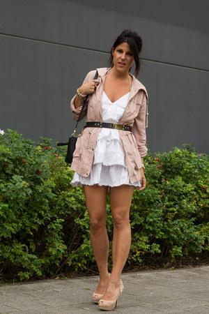 Primark jacket - Zara dress