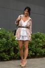 Zara-dress-primark-jacket