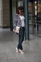 zebra PERSUNMALL coat - Deichmann heels