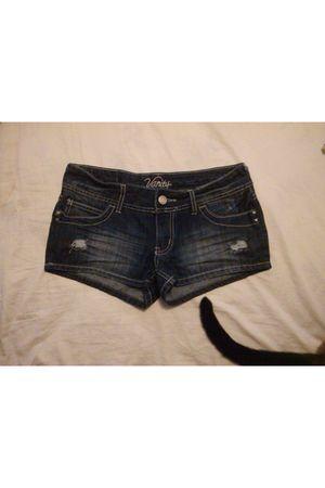 blue Vanity shorts