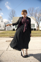OASAP shirt - American Apparel skirt - Target heels