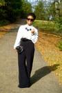 Black-worthington-jcpenney-pants-white-polka-dots-emma-james-top