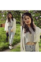 Zara jeans - River Island shoes - Zara t-shirt