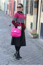 hot pink little ukita Marc by Marc Jacobs bag